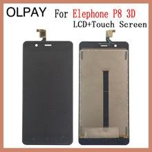Elephone OLPAY Display P8