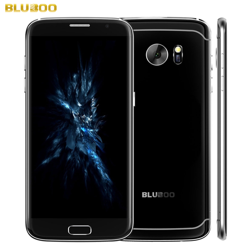 BLUBOO Edge 16GB 2GB Fingerprint Identification Heart Rate Sensor 5 5 Android 6 0 MTK6737 Quad