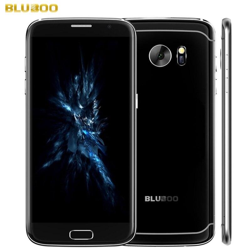 bilder für BLUBOO Rand 16 GB/2 GB Fingerprint Identification Herzfrequenzsensor 5,5 ''Android 6.0 MTK6737 Quad-Core bis zu 1,3 GHz WIFI BT GPS