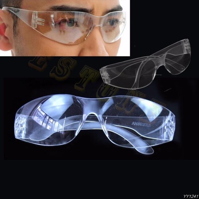 9b7fb15b4a Gafas de laboratorio para estudiantes de medicina gafas de seguridad  transparentes protectoras antiniebla