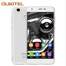 Original Mobile Téléphone Oukitel K7000 MTK6737 1.3 GHz 2 GB RAM + 16 GB ROM Quad Core 5.0 Pouce HD Écran Android 6.0 4G LTE Smartphone