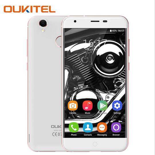 Teléfono Móvil Original Oukitel K7000 MTK6737 1.3 GHz 2 GB RAM + 16 GB ROM Quad