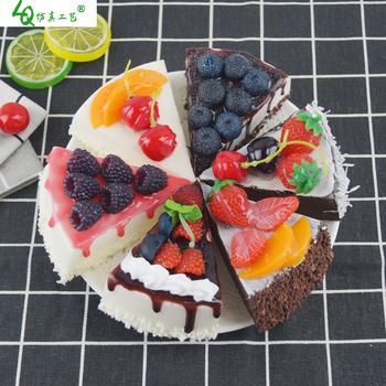 6 sztuk fałszywe ciasto ciasto sklep dekoracji sztuczne jedzenie chleb dla piekarni wyświetlania okna symulacja dekoracji zdjęcie prop wystrój domu tanie i dobre opinie