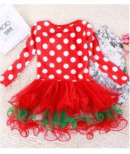 Baby Girls Christmas Clothing Dress