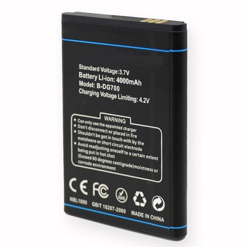 B DG700 для мобильного телефона Doogee DG700 TITANS2 4000 мАч, перезаряжаемый аккумулятор высокого качества Аккумуляторы для мобильных телефонов      АлиЭкспресс