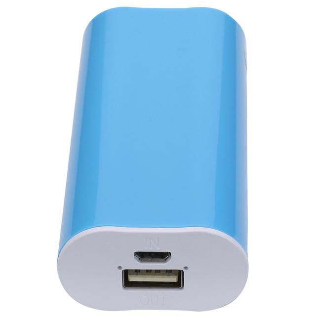 Banco de la energía 5600 mah portable cargador de batería de reserva de la energía bank para samsung xiaomi iphone