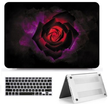 2019 New Printing Laptop Hard Case Shell+Keyborad Cover Skin For Apple Macbook Air11 13 Pro Retina Touch Bar 11 12 13 15 inch