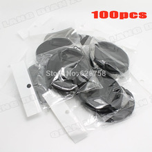 100pcs/lot 55mm Center Pinch Snap-on Front Lens Cap cover for Camera Lens + free tracking number