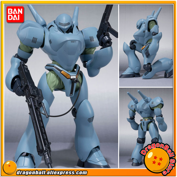 Japan Anime Patlabor Original Bandai Tamashii Nations Robot Spirits Action Figure No. 211 - Brocken original bandai tamashii nations robot spirits exclusive action figure rick dom char s custom model ver a n i m e gundam