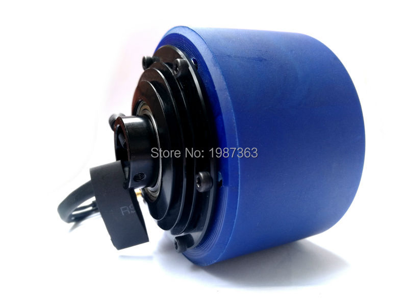 New arrival 83mm in wheel motor for electric skateboard