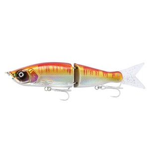 Image 5 - Leurre rigide de qualité supérieure pour la pêche à la traine au japon, grand appât artificiel avec queue souple, hameçon BKK, mousqueton, 165mm, 55g