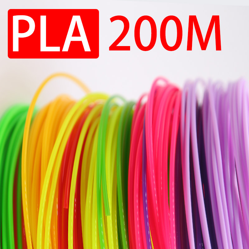 Birthday-Gift Filament 3d Pen Scented Plastic Best KIDS The 3d-Handle Environmental-Safe