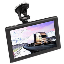 9 inch 2 in 1 Truck GPS DVR Tablet Navigation System full Eu map