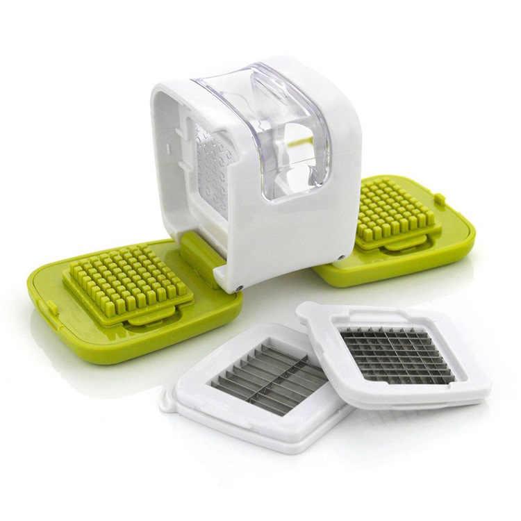 هراسة الثوم شارب شفرات من الحديد الصلب يحمل في ثناياه عوامل واضح صينية بلاستيكية أدوات مطبخ اكسسوارات المطبخ أدوات أدوات الخضار