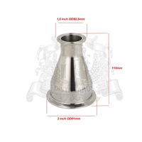 Tri Clamp Reducer 3 X 1 5 With 1 SS 304 Stainless Steel