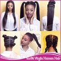 7A High ponytail full lace wigs silky straight glueless peruvian lace wig virgin cheap human hair lace front wigs black women