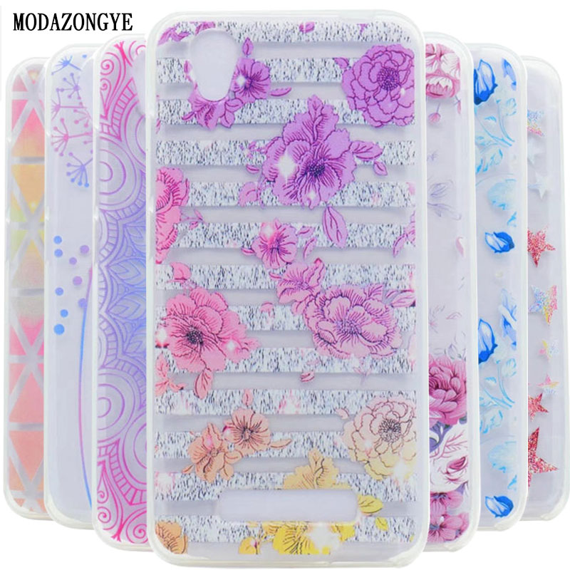 ZTE Blade A452 Case 5.0 inch Soft TPU Cover Phone 452 Silicone Gel Protective Back Bag Fundas - Shenzhen Colorful Technology Ltd. store