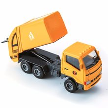 Alloy cars,1:60 alloy construction vehicles,Sprinkler,China Post, Garbage Truck,Diecast & Toy Vehicles,trucks toy car,wholesale(China)