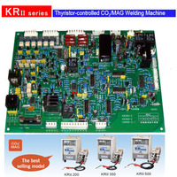 Free shipping mig welding machine KR 500 control circuit board thyristor co2/mag welder