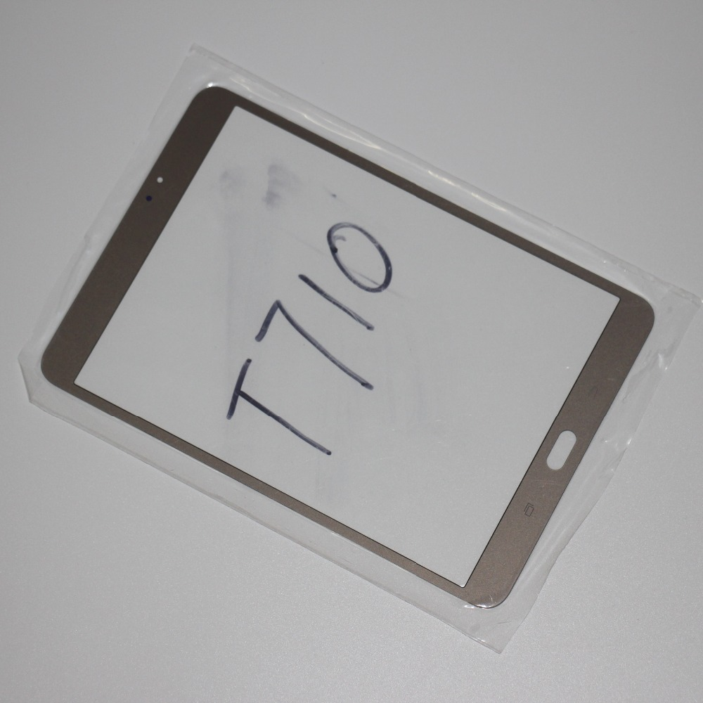 Für <font><b>Samsung</b></font> Galaxy Tab S2 8,0 2015 <font><b>T710</b></font> Front Glas Touch Screen <font><b>LCD</b></font> Outer Panel image