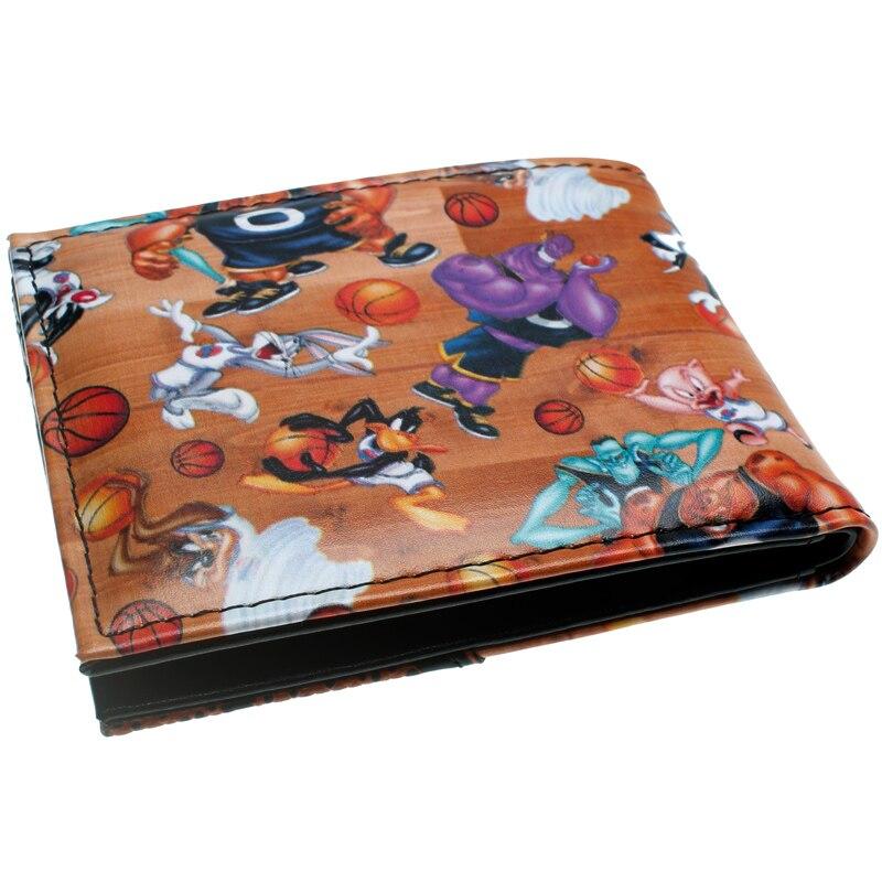 Space Jam Bifold Wallet DFT-10094