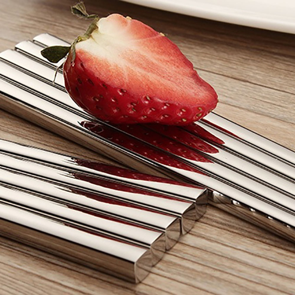 100 Baguette Plate Inox Amazon Com Fred The Obsessive