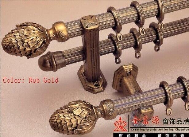 Online Get Cheap Antique Curtain Rods Aliexpress Com Alibaba Group