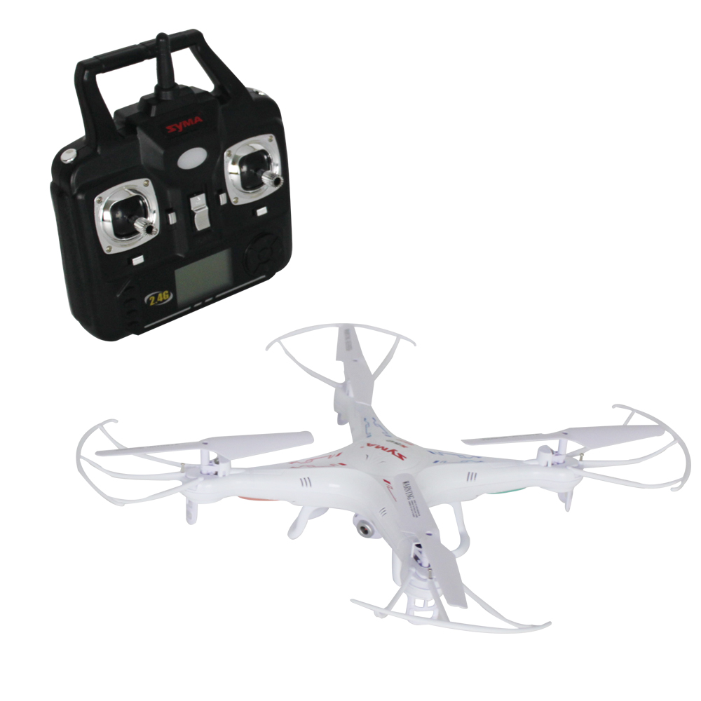 Syma X5C(Upgraded Version) RC Helicopter 2.4GHz 4CH 6-Axis Gyro Remote Control Drone with 720P HD Camera Quadcopter Toys for Kid