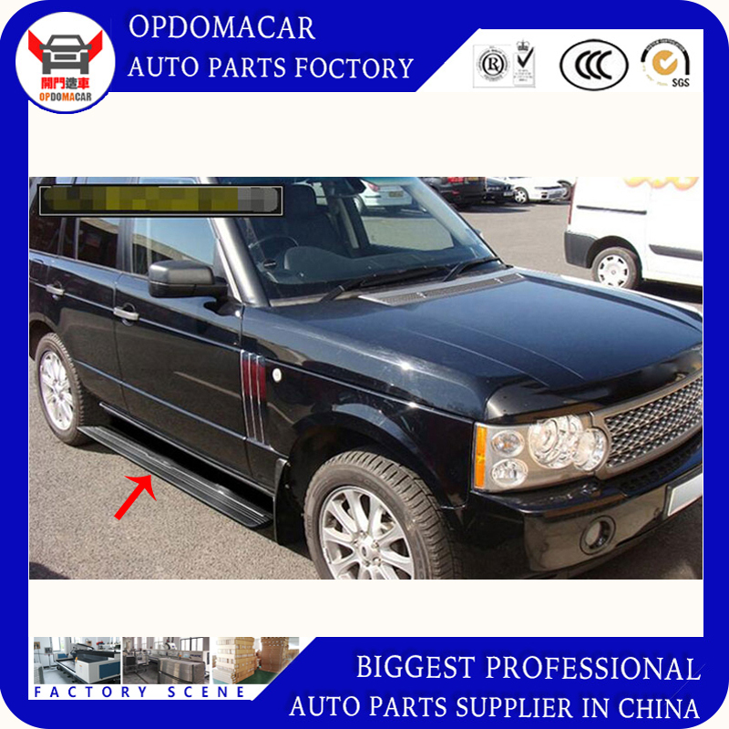 High quality automatic scaling electric pedal side step running board for range rover vogue 2006 2007