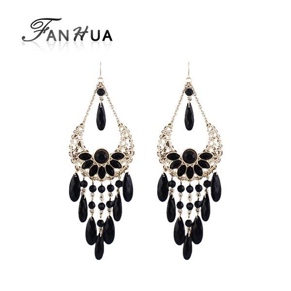 Online Buy Wholesale aqua chandelier earrings from China aqua – Aqua Chandelier Earrings