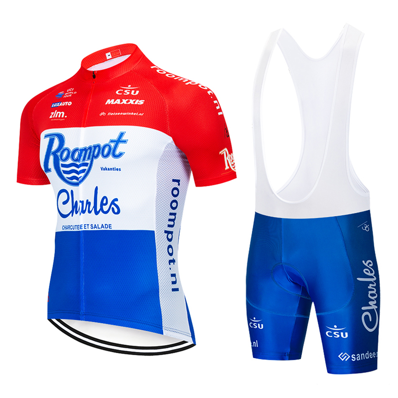 TEAM ROOMPOT Cycling Clothing Bike jersey Ropa Quick Dry Mens Bicycle summer pro Cycling Jersey 12D pad bike Maillot CulotteTEAM ROOMPOT Cycling Clothing Bike jersey Ropa Quick Dry Mens Bicycle summer pro Cycling Jersey 12D pad bike Maillot Culotte