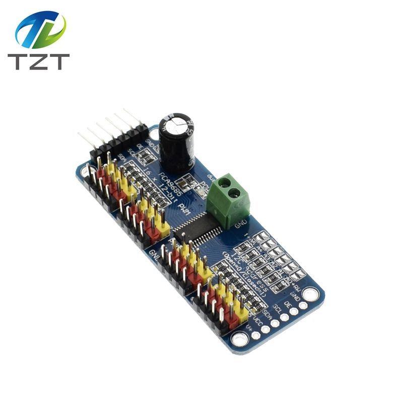 For I2C Interface PWM//Servo Module Servo Shield Raspberry Pi DIY