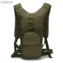 SUBIYOU Riding Backpack Military Excurse Knapsack for Journey Adventure Oxford Men Bag's Explore Women Camouflage small backpack