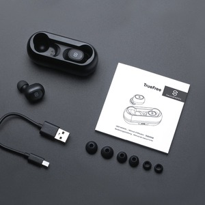 Image 5 - SoundPEATS TWS Bluetooth 5.0 Earphones In Ear Wireless Earbuds Stereo Bass Sound Mini True Wireless Bluetooth Earbuds