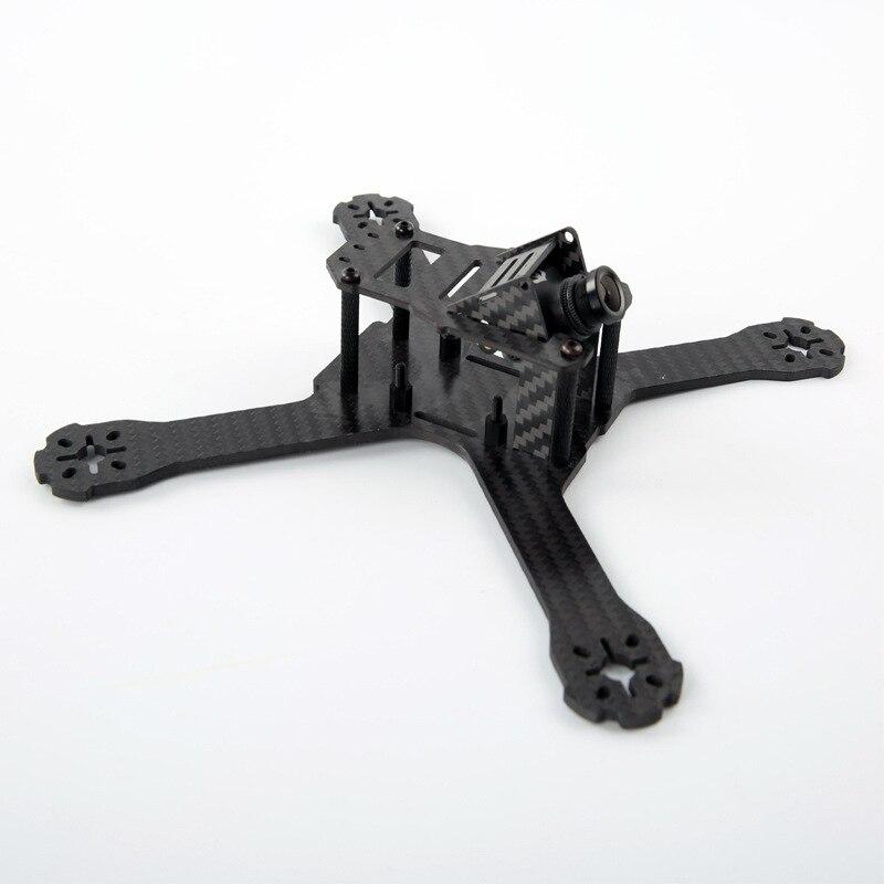 iflight X214 QAV-X QAV-R Mini Racing Through Quadcopter Frame with Carbon Fiber 3mm/4mm 4-axis Aircraft drone with camera rc plane qav 250 carbon frame f3 flight controller emax rs2205 2300kv motor fiber mini quadcopter