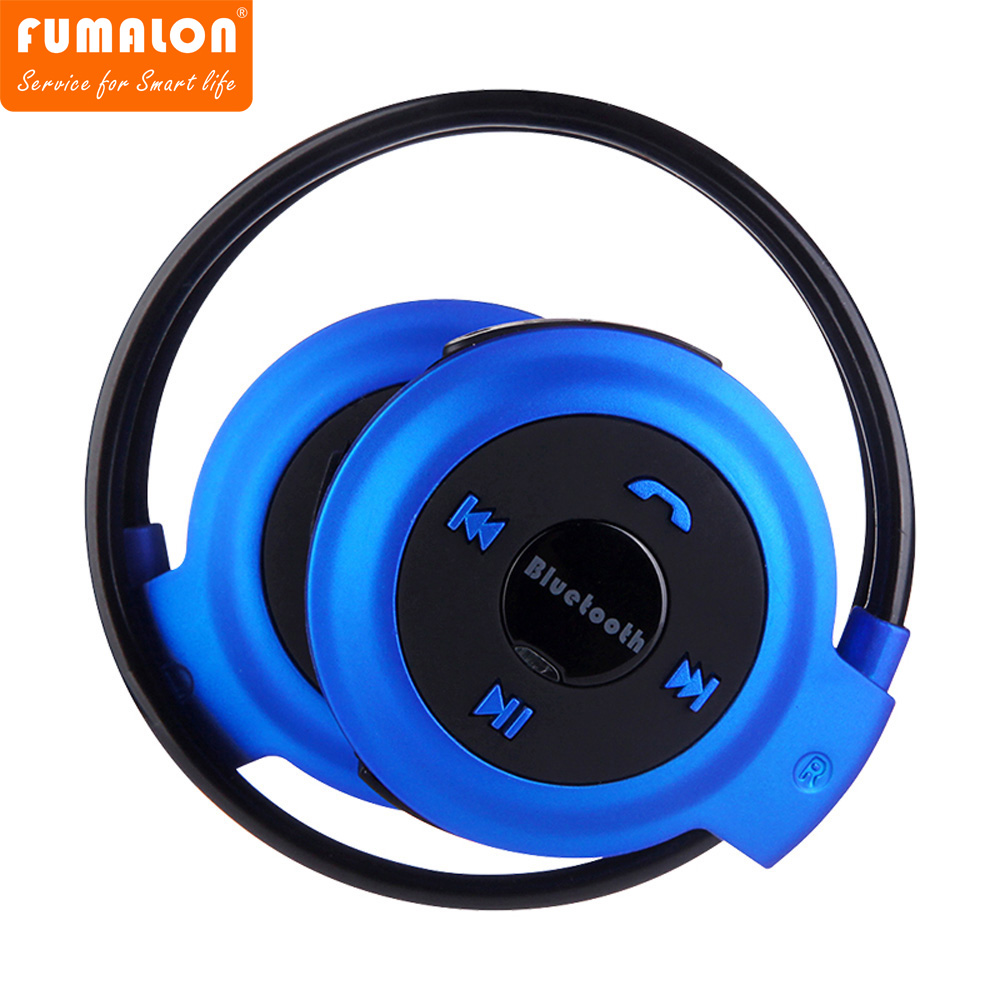 Mini503 Bluetooth 4.0 Headset Mini 503 Sport Wireless Headphones Music Stereo Earphones+Micro SD Card Slot+FM Radio 6B4  wireless music bluetooth headset 4 mini head wear sport ear hanging ear type 4 1 universal running stereo can insert card radio