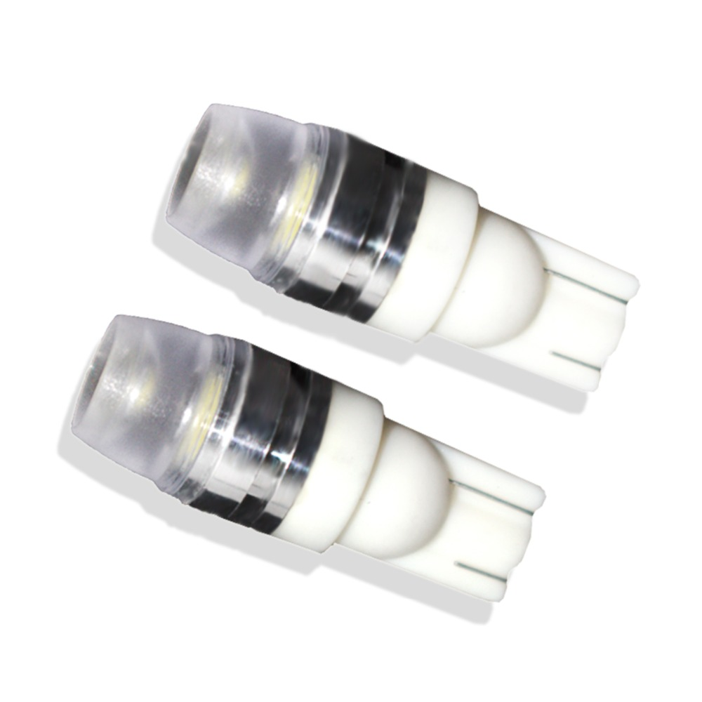 Fiat Idea 501 W5W Blue Interior Courtesy Bulb LED High Power Light Upgrade