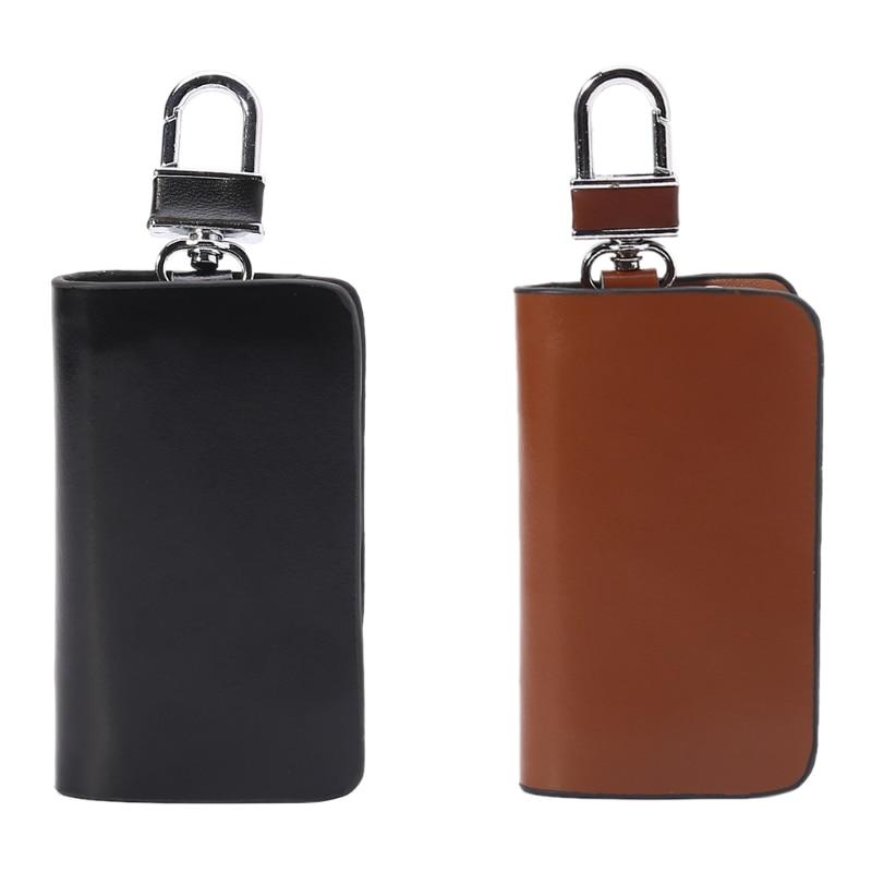 Portable Car Key Chain Ring Keychain Case Coin Holder Zipped Bag Purse Pouch portable car key chain ring keychain case coin holder zipped bag purse pouch