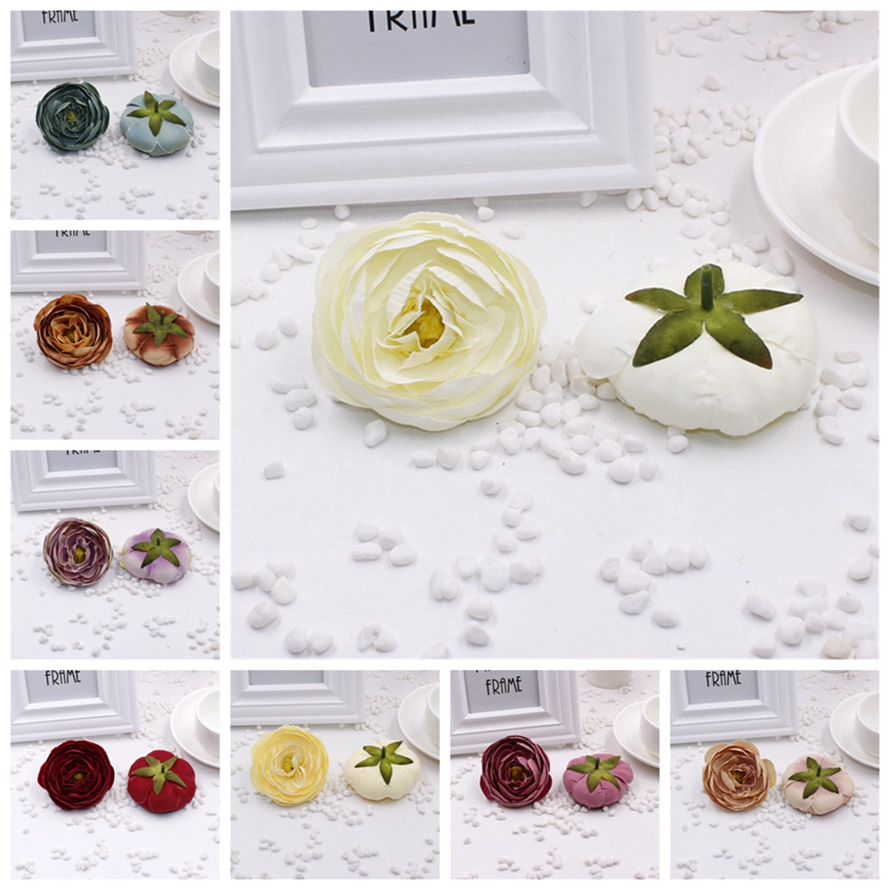 Aliexpress buy new 10pcslot cheap silk peony artificial silk aliexpress buy new 10pcslot cheap silk peony artificial silk flowers bouquet wedding decoration for diy scrapbooking fake corsage daisy flower from izmirmasajfo Gallery