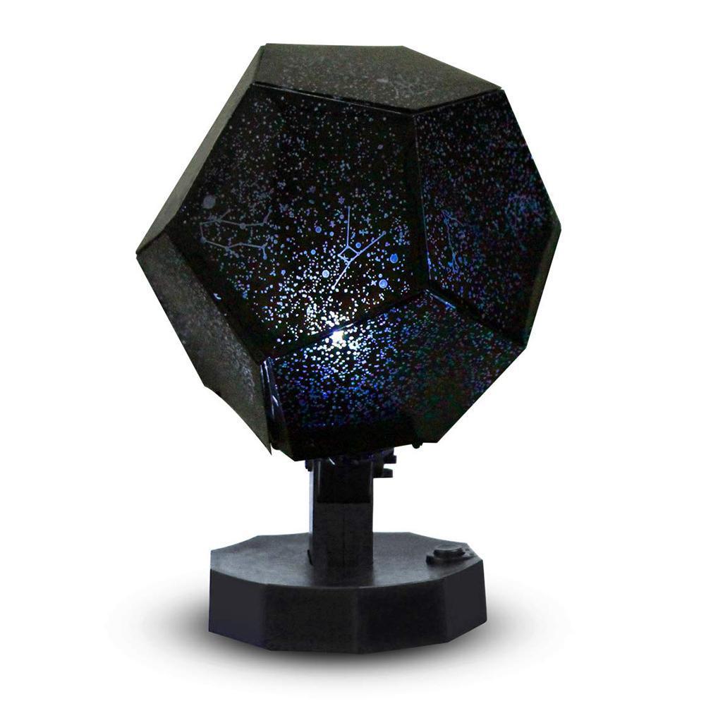 Romantic Astro Planetarium Star Celestial Projector Cosmos Sky Light Night Star Light Projection Lamp Star Projector