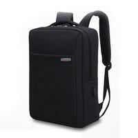 2017 Fashion Canvas Men S Backpack Bag Brand 14 1Inch Laptop Notebook Mochila For Men Waterproof