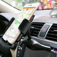 Handy Stehen CD Slot Auto Halter Für iPhone X 8 Xiaomi 4a Redmi 4x Für Auto Telefon Halter Cd smartphone Mobile-Halter