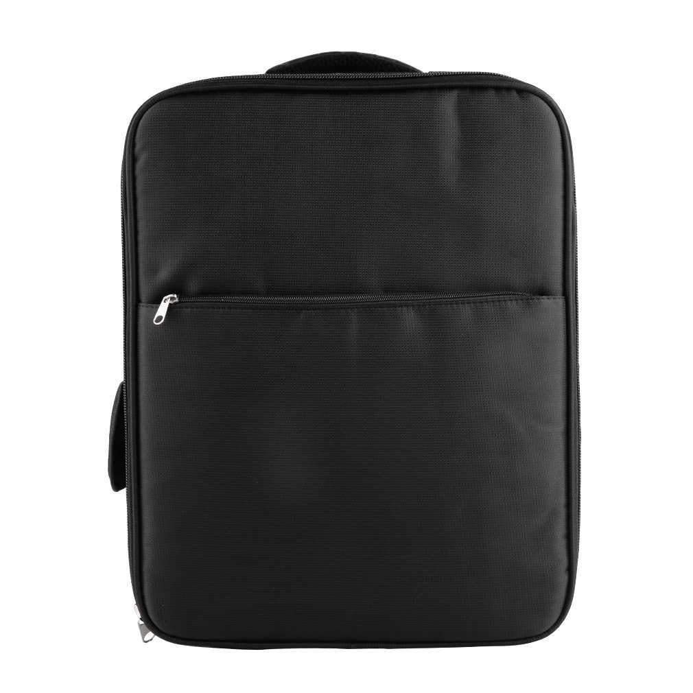 Outdoor Portable Black Aircraft Waterproof Carrying Case Shoulder Backpack Bag For Phantom  2 3 new specialized parrot bebop drone 3 0 professional portable carrying shoulder bag backpack case vs phantom bag