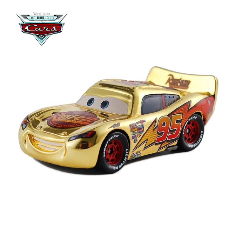 Hot Sale 39 Style Cars Disney Pixar Cars 3  Lightning McQueen Mater  1:55 Diecast Metal Alloy Model Toy Car Gift For Kids
