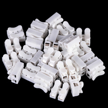 22/10/30/50Pcs Quick Splice Crimp Terminal Replacement Wire Connector for 0.5-3.5 Wires WWO66