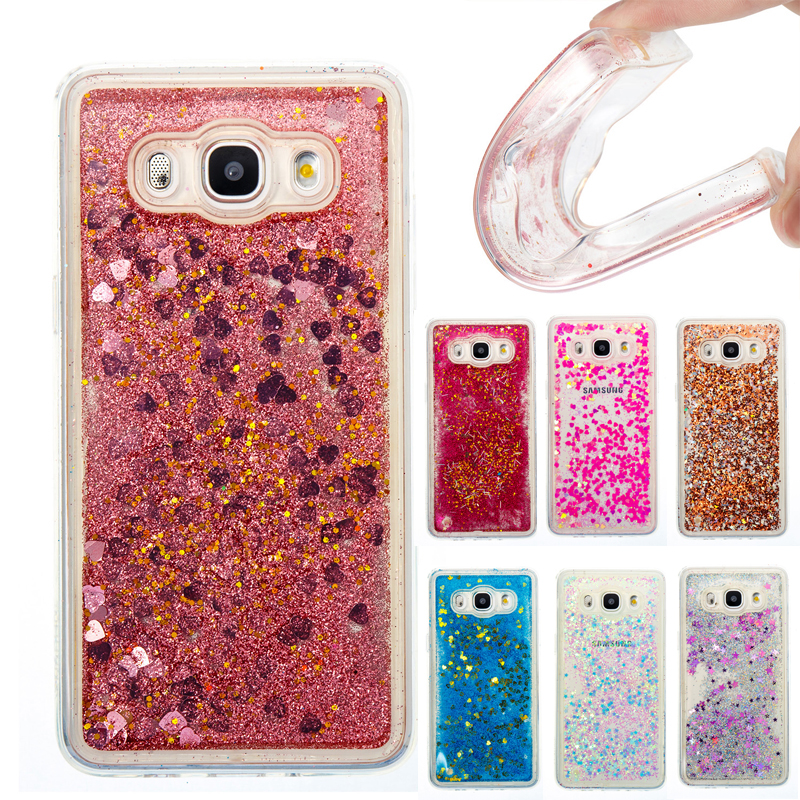 Reasonable Beautiful Bling Glitter Sand Water Quicksand Soft Tpu Phone Case Cover For Samsung Galaxy A5 2016 Liquid Case Capa Coque Fundas New Varieties Are Introduced One After Another Half-wrapped Case Phone Bags & Cases
