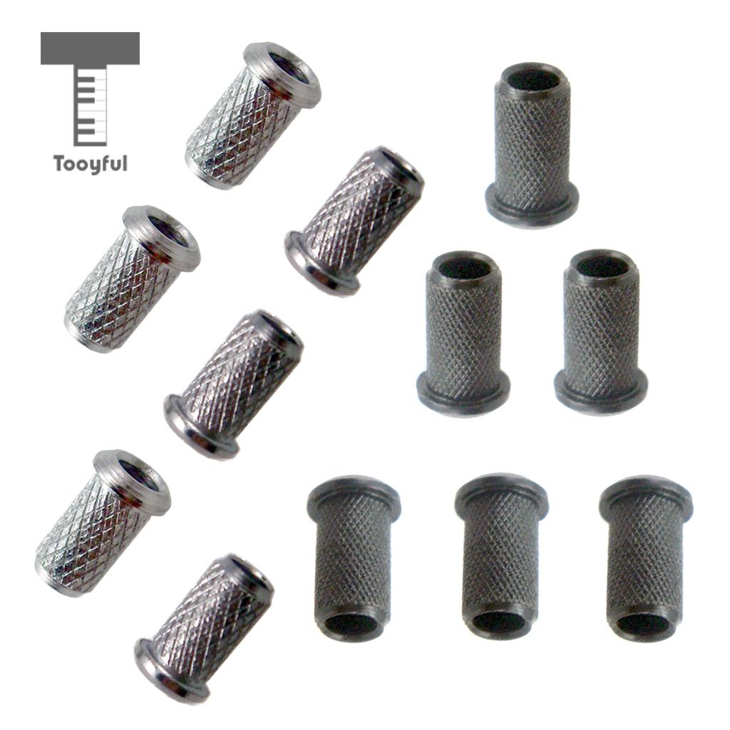 Tooyful набор втулок для электрогитары, 6 шт./компл.
