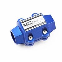 Free Shipping Universal Magnetic Gas Oil Fuel Fuelsaver Saver Performance Trucks Cars Blue 2015 New Fuel