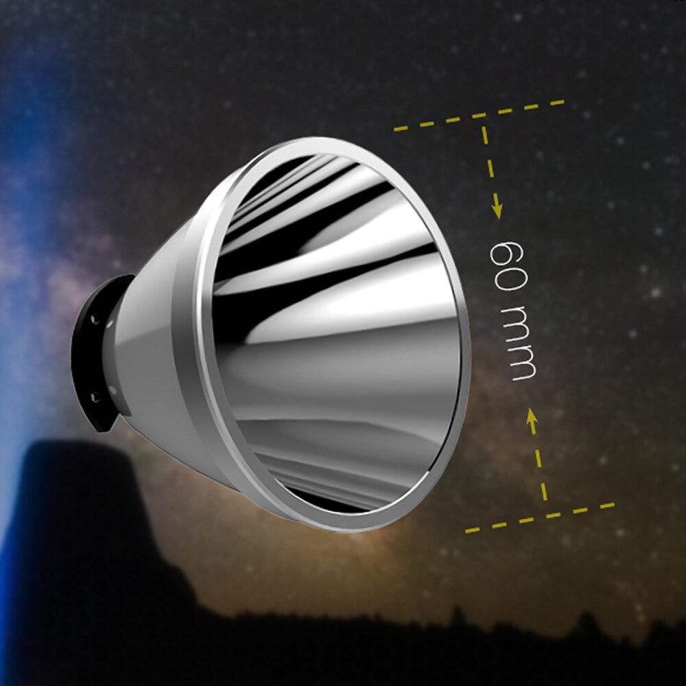Venda nitecore mh40gtr 1200 lumens ultra longo alcance 1004 m caça busca tático lanterna recarregável sem 18650 bateria - 5