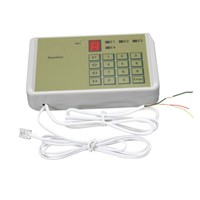 Safurance Telephone Voice Dialing Automatic Alarm Dialer Wired Voice Auto Dialer Burglar Security House System